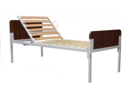 Кровать палатная с подъемом подголовника