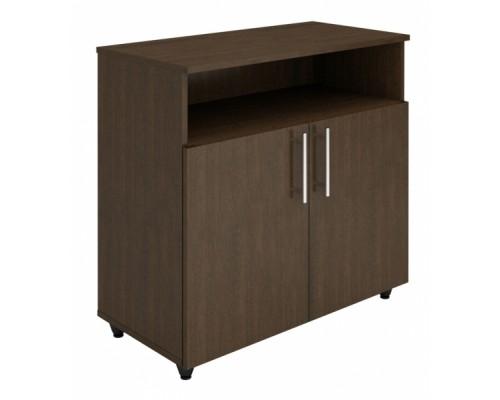 Шкаф низкий с дверцами