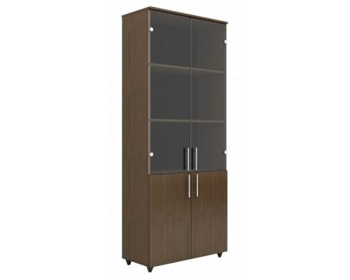 Шкаф высокий с 4-я дверцами