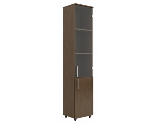 Шкаф высокий с дверцами